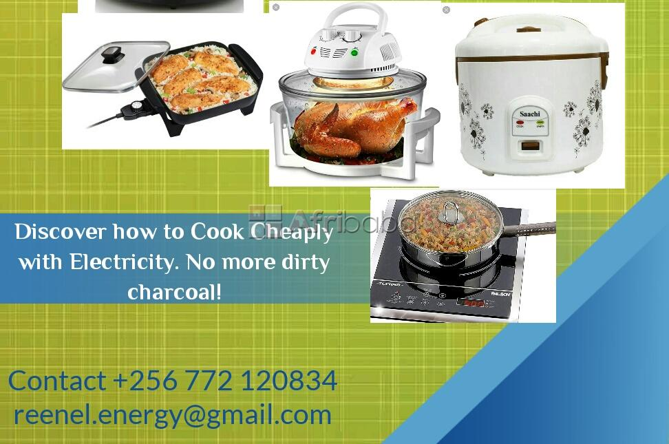 Acquire knowledge and tools you need to cook cheaply with electricity.