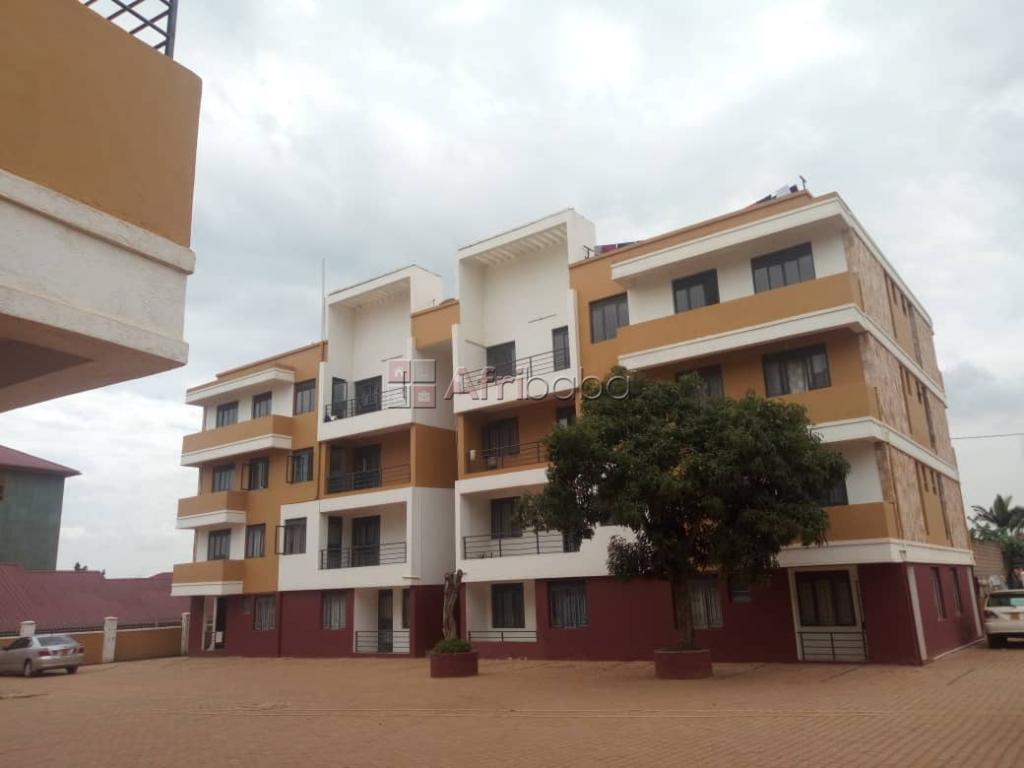 Condominium two bed room apartment at 170m in Kiwatule #1