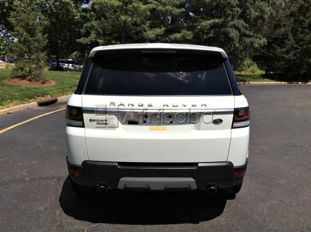 2014 RANGE ROVER SUPERCHARGED HSE #1
