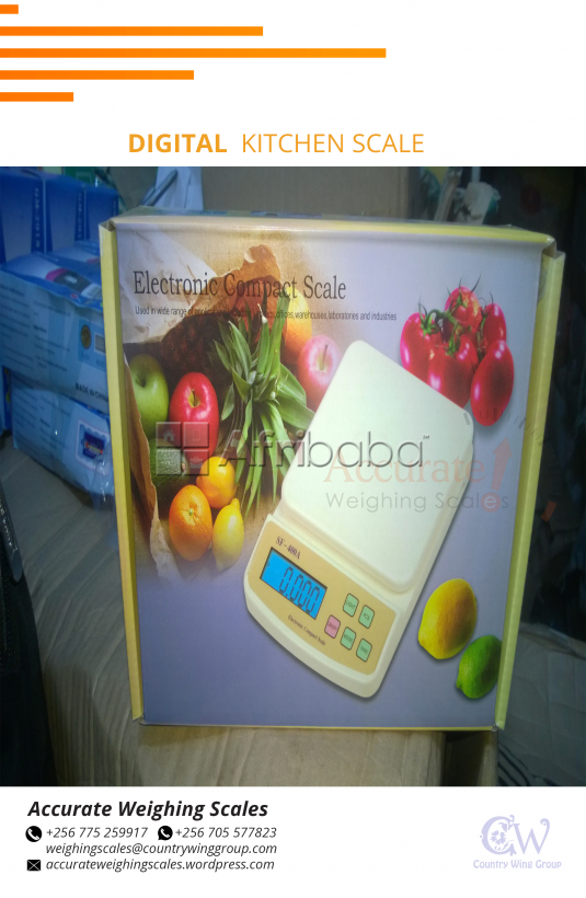 Reliable Electronic Price Computing Scales in Uganda #1