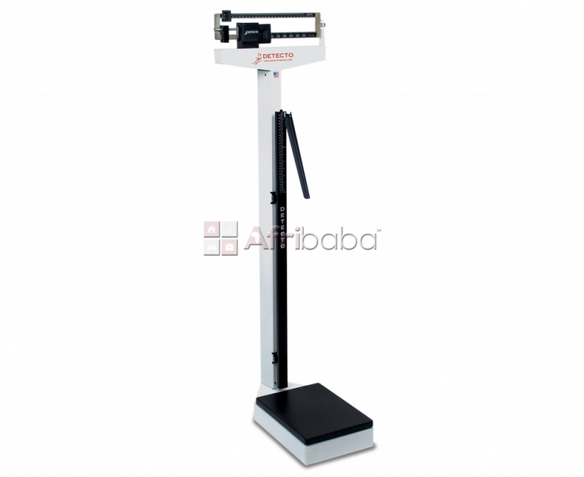 Reliable Mechanical Height Weight Weighing Scales in Uganda #1