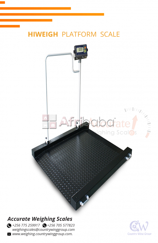 Platform Scales with Ramp now  available in Uganda
