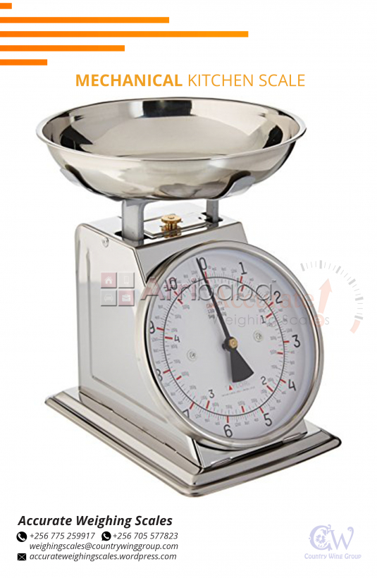 Mechanical Five goat kitchen measuring scales for sale Wandegeya
