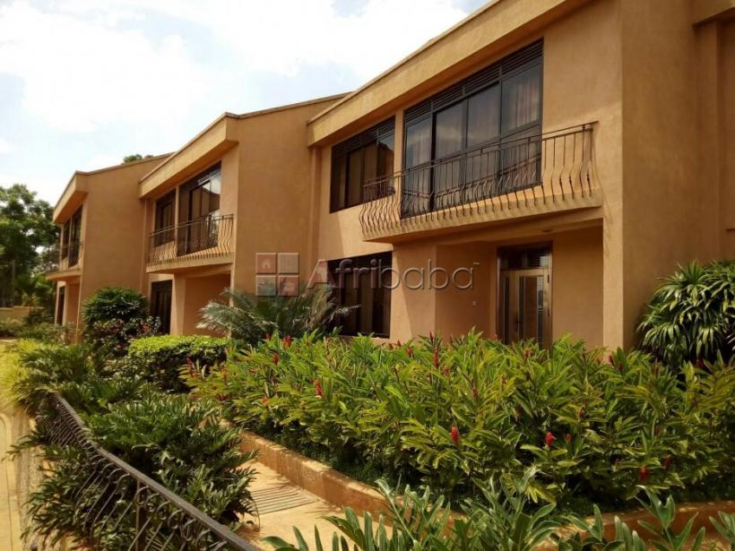 Fully furnished apartments for rent in Nakasero #1