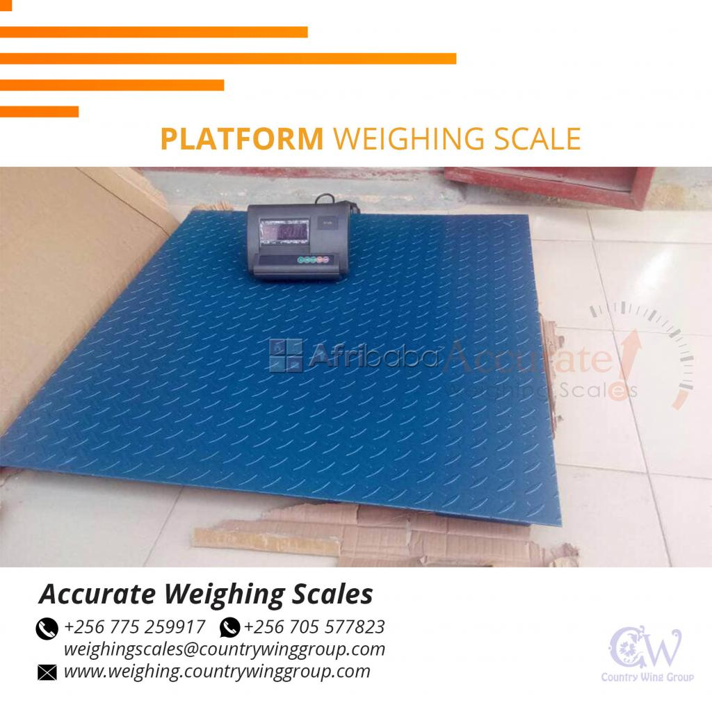 Rugged floor heavy duty with 5mm checked plate for sale