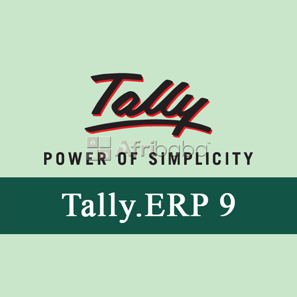 Tally erp9 accounting software expert