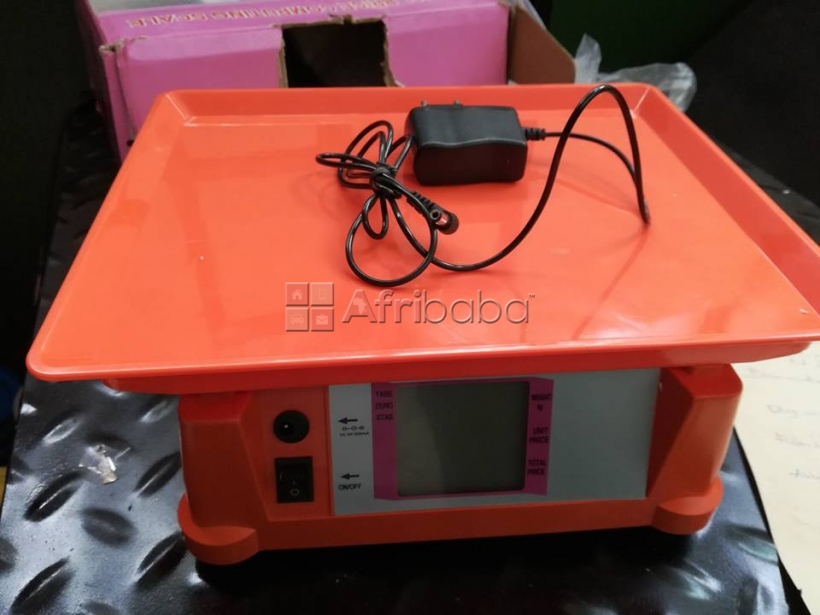 40kg high quality fruit vegetable weighing electronic price scale