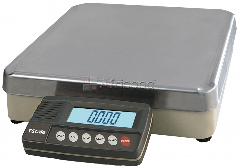 Efficient Precision Table Top Weighing Scales in Uganda #1