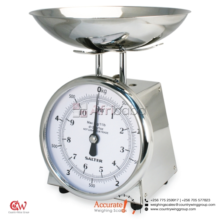 Affordable Stainless Steel Light Duty Counter Scales in Uganda