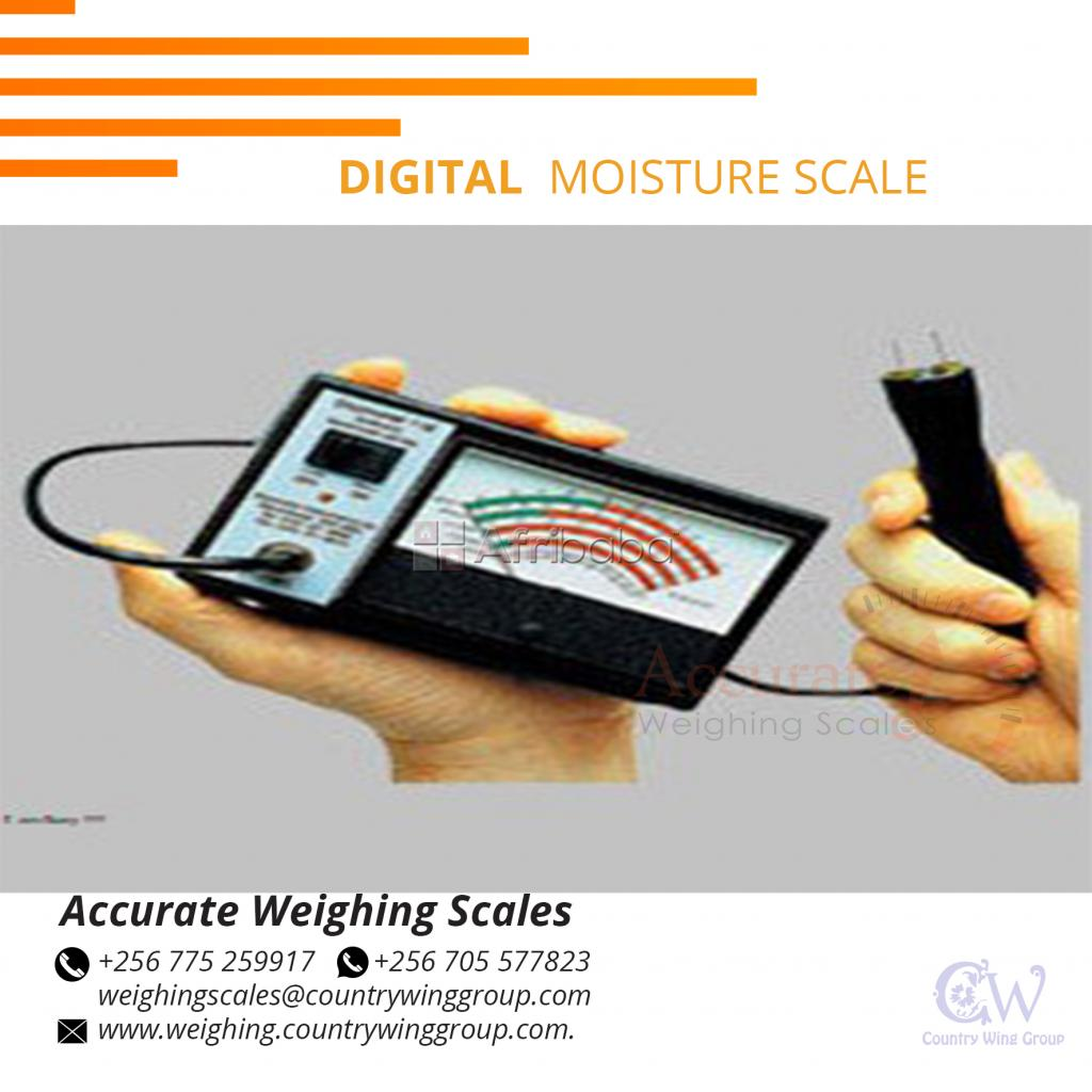 Purchase grain moisture meter with high accuracy
