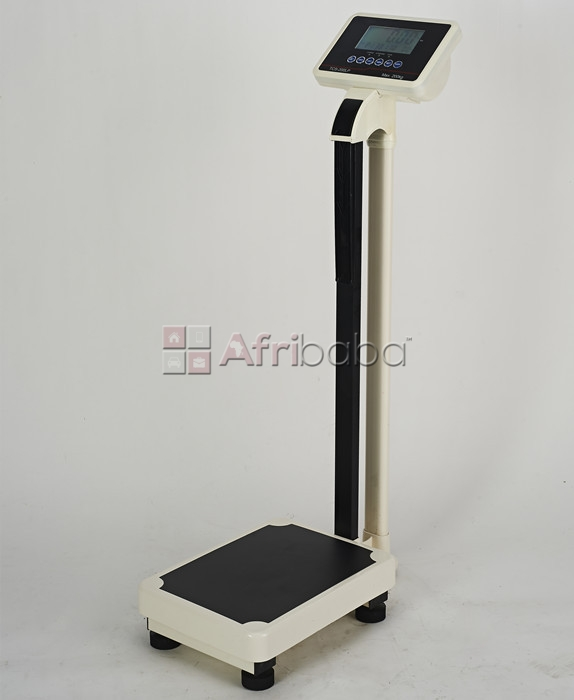 Accurate Digital Height Weight Weighing Scales in Uganda #1