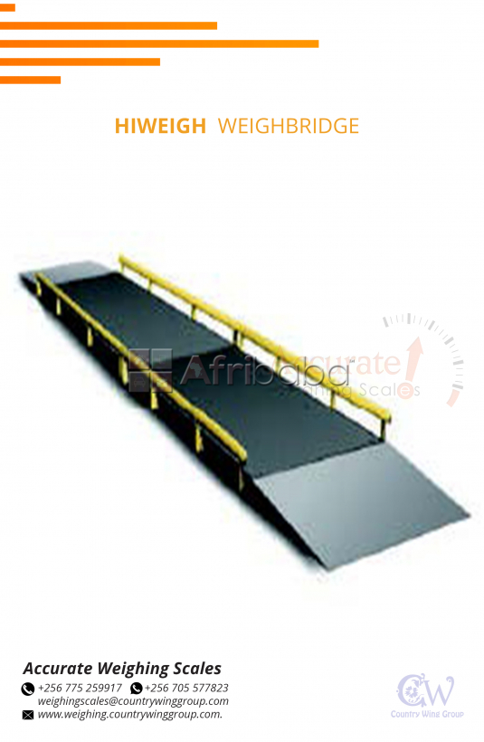 Axle scale with dimensions of 340x485mm in stock Kampala Uganda