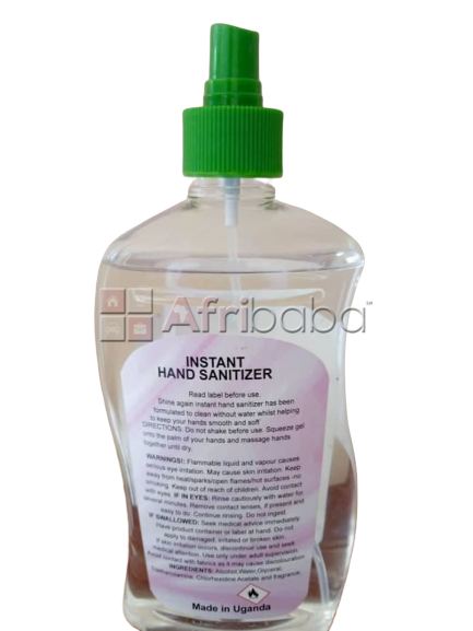 Genuine Hand Sanitizers 75% Alcohol #1