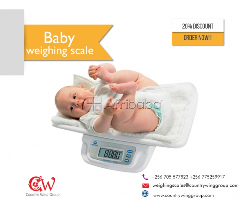 Recommended Baby Weighing Scales in East Africa