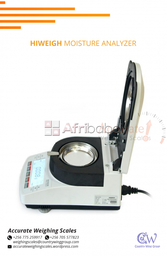What is the cost of a Hiweigh moisture meter Analyzer in Uganda #1