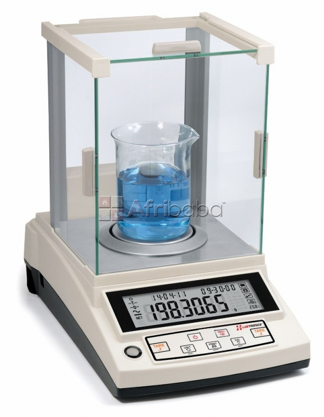 Reliable Labrotronics Analytical Scales in East Africa.