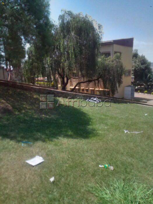 48 decimals with an old apartment for sale in Nakasero #1