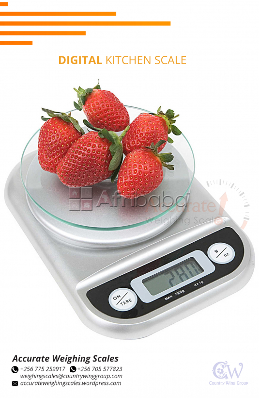 trade appproved electronic kitchen food scales uganda #1