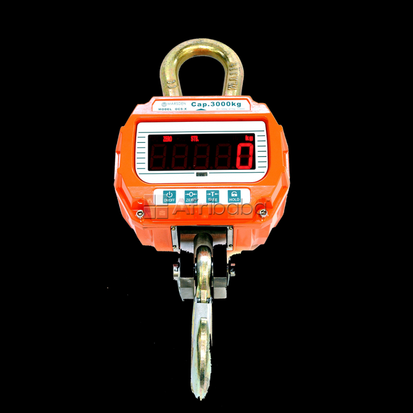 15kg to 600kg high precision hanging scale hook weighing scale