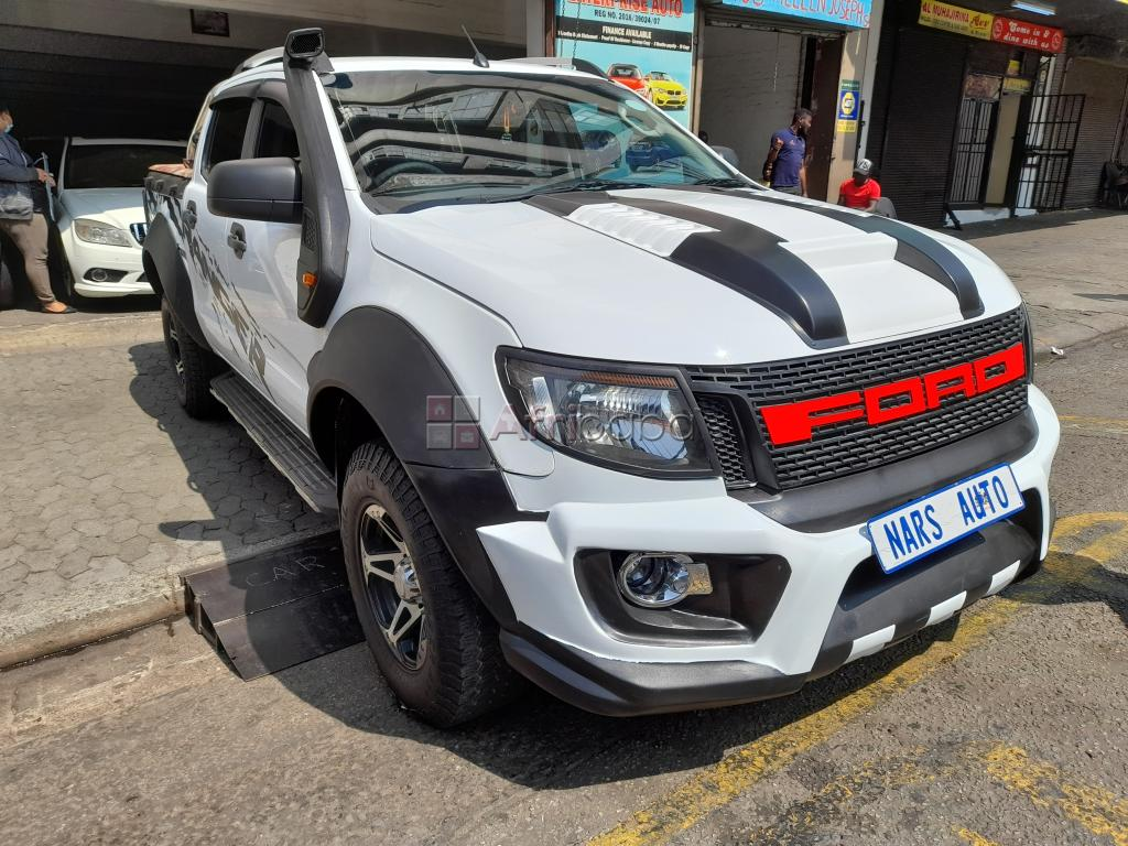 2013 ford ranger double cab #1