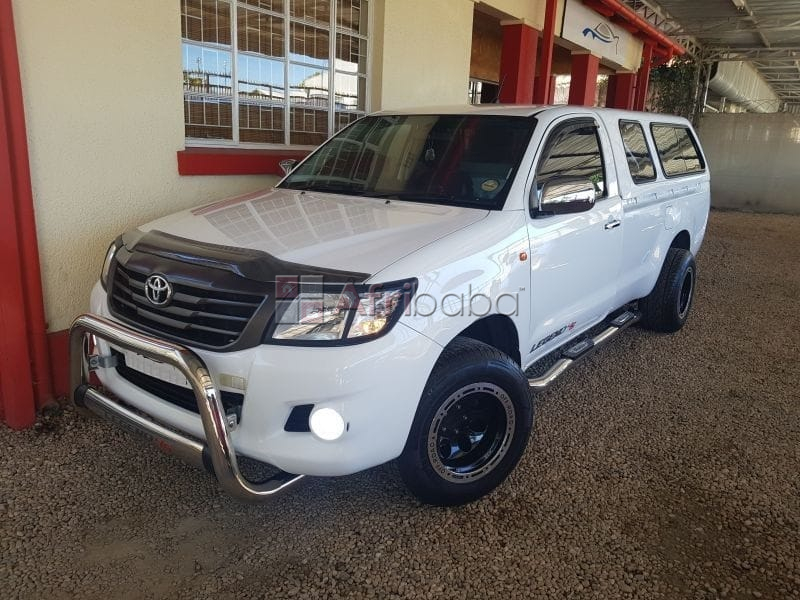 Toyota Hilux 2.0Vvti for sale #1