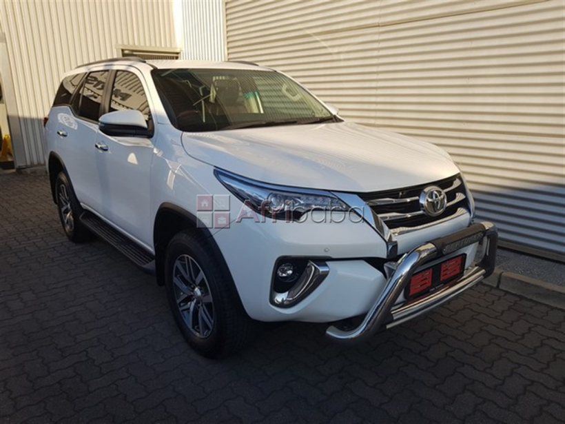Toyota -  fortuner iv 2.8 gd-6 auto #1