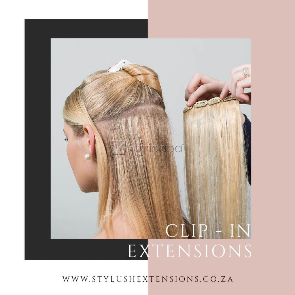 Clip In Hair Extensions #1