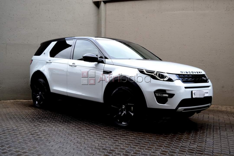 2015 land rover discovery sport 2.2 sd4 hse #1