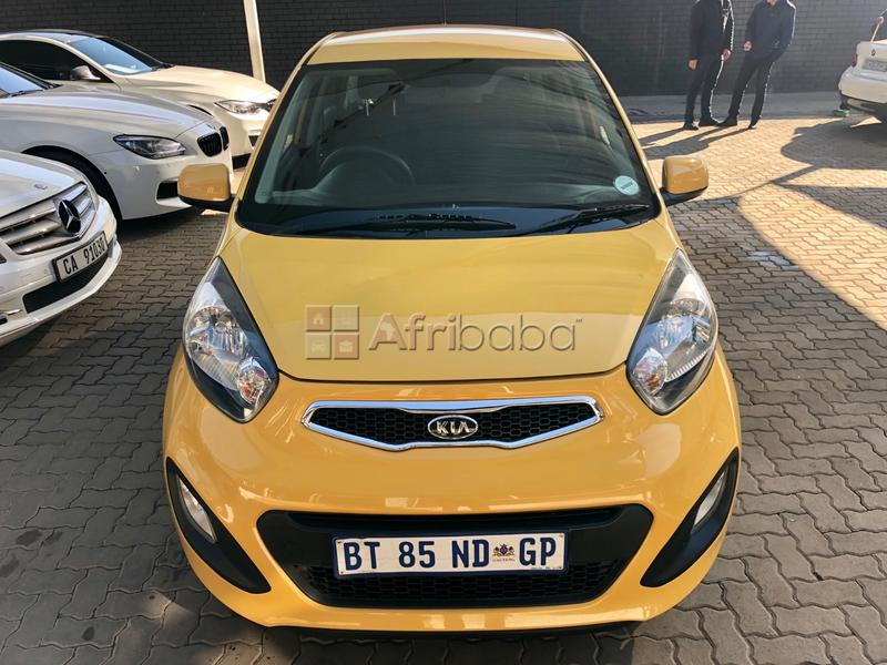 2012 kia picanto 1.0 lx for sale #1