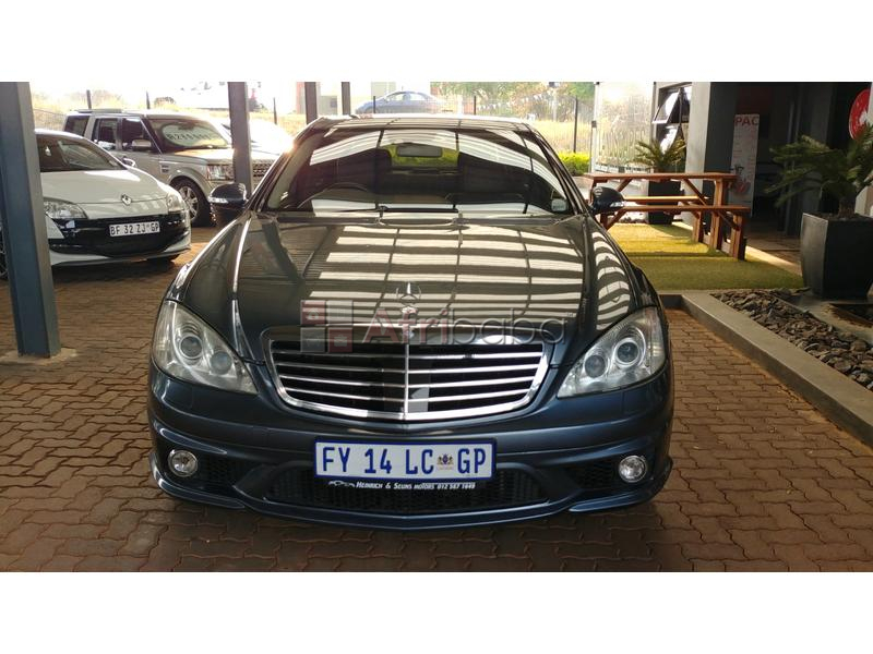 2007 mercedes-benz s-class s65 l amg for sale #1