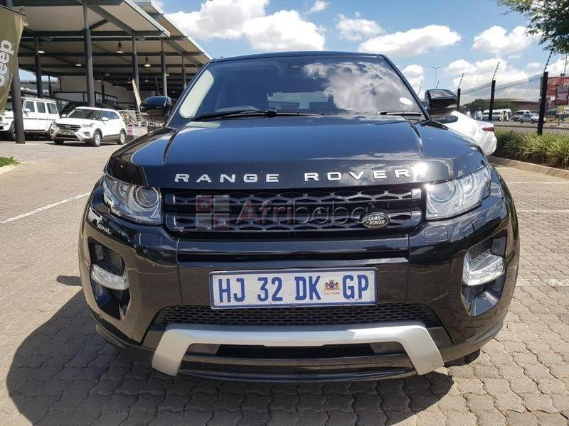 2013 Land Rover Range Rover Evoque Si4 Dynamic For Sale #1