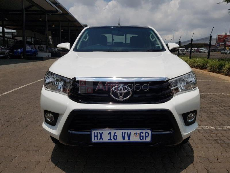 2017 toyota hilux 2.8gd-6 double cab 4x4 raider for sale #1
