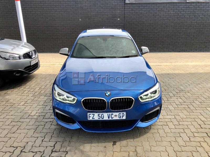 2017 bmw 1 series m140i 5-door sports-auto for sale #1