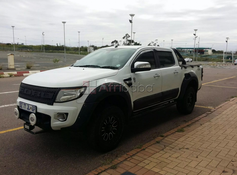 Used ford ranger 3.2 xlt 4x4 automatic #1