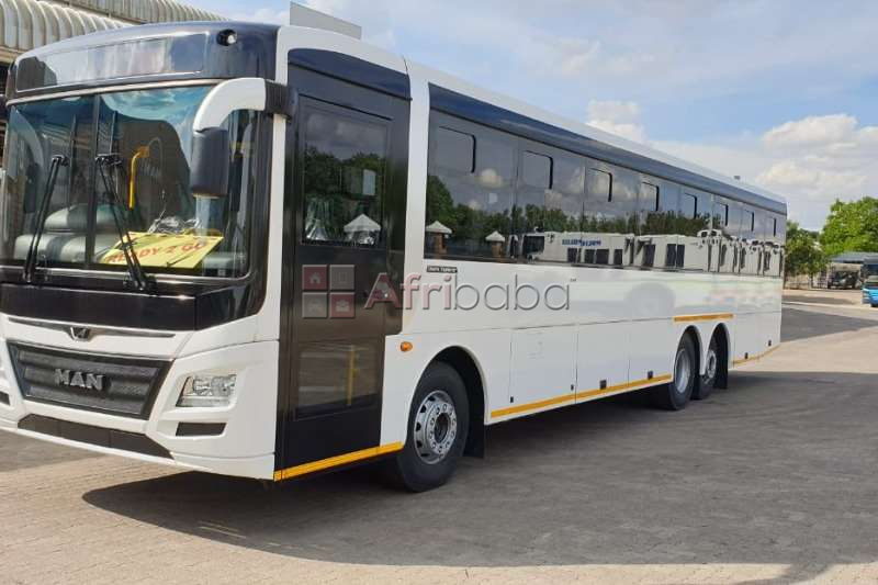 Man 75 seater lion\'s explorer hb  buses #1