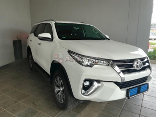 2019 toyota fortuner 2.8gd-6 4x4 automatic