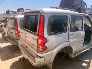 2013 Mahindra Scorpio Stripping For Spares
