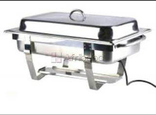 Chafing dish rectangular (normal)