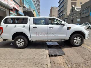 2013 ford ranger double cab/canopy
