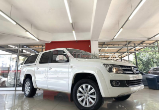 2013 Volkswagen 2.0BiTDI Doublecab Highline 4motion