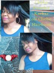 Chebe Hairfood, Karkar oil & Powder
