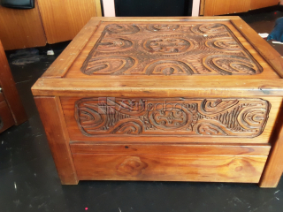 Hand made wooden  furniture