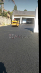 We professionally Tar roads and driveways.
