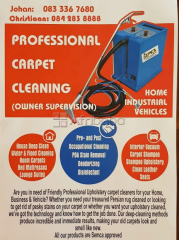 Home Industrial Vehicle Carper and Rug Cleaning