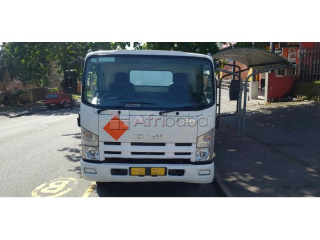 Nq500, manual, with 5 000 litre fuel tanker, full hydraulic and pneum