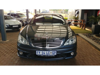 2007 mercedes-benz s-class s65 l amg for sale