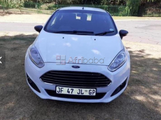 2016 ford fiesta 5-door 1.0t