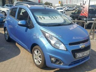 2015 chevrolet spark 1.2 ls with 68000km