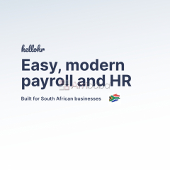 Hellohr - easy, modern payroll and hr for south africa - cape town