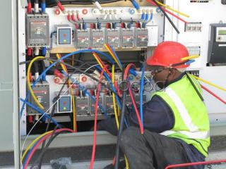 Electrical, Air Conditioning *HVAC( and Electric Fencing Contractor